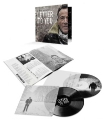 Springsteen Bruce - Letter To You -Gatefold-