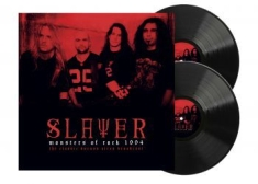 Slayer - Monsters Of Rock 1994 (2 Lp Black)