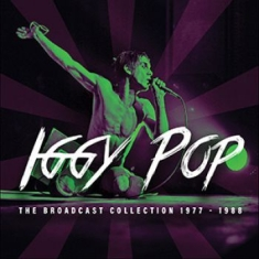 Iggy Pop - The Broadcast Collection 1977-1988
