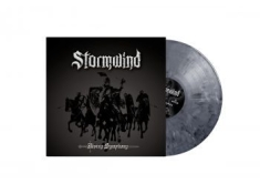 Stormwind - Rising Symphony (Lp Marlble Silver/