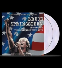 Springsteen Bruce - The Darkness Tour (Red White & Blue