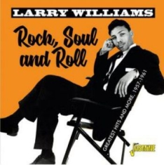 Larry Williams - Rock Soul & Roll - Greatest Hits 19