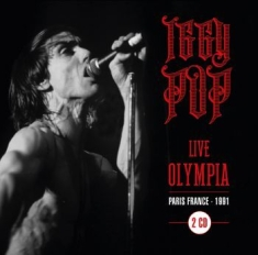 Iggy Pop - Live At Olympia Pars 91