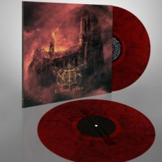 Seth - La Morsure Du Christ (2 Lp Red/Blac