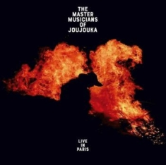 Master Musicians Of Joujouka - Live In Paris