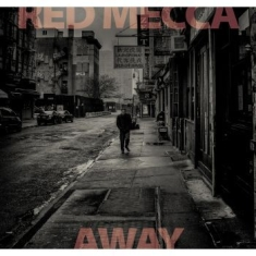 Red Mecca - Away (Clear Red Vinyl)