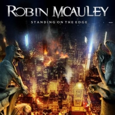 Robin Mcauley - Standing On The Edge (Crystal Vinyl