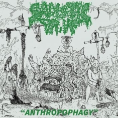 Sadistic Drive - Anthropophagy (Vinyl Lp)