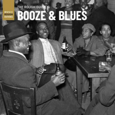 Various artists - Rough Guide To Booze & Blues