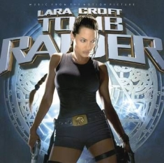Various artists - Lara Croft: Tomb Raider (Music From The Motion Picture) (20Th Anniversary Golden