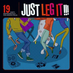 Various artists - Just Leg It!!!