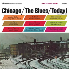 Various artists - Chicago-The Blues-Today!
