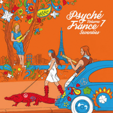Various artists - Psyché France Vol.7.