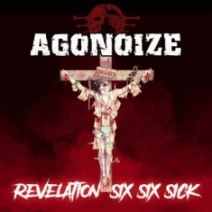 Agonoize - Revelation Six Six Sick (2 Cd Digip