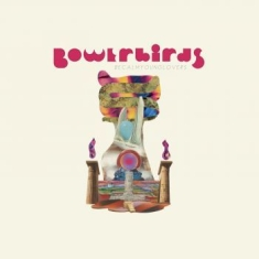 Bowerbirds - Becalmyounglovers (Teal Vinyl)