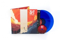 Dark Tranquillity - Moment (Ltd Bengans Clear Blue 2LP)