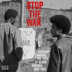 Blandade Artister - Stop The War - Vietnam Through The