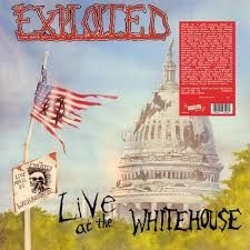 Exploited - Live At The Whitehouse