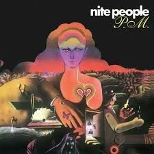 Nite People - P.M. (Orange Vinyl)