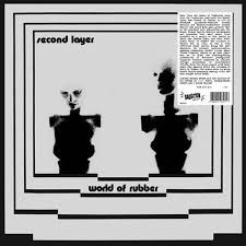 Second Layer - World Of Rubber (Grey Vinyl)