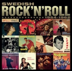 Blandade Artister - Swedish Rock'n'roll 1954-62