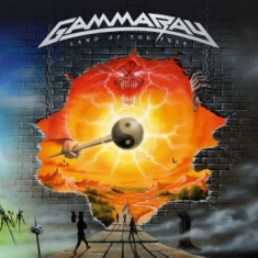 Gamma Ray - Land Of The Free (Rsd 2020 Ltd Ed White Vinyl Doublefold Sleeve)