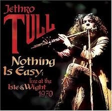 Jethro Tull - Nothing Is Easy - Live At The Isle Of Wight (Rsd 2020 Ltd Ed Orange Vinyl)