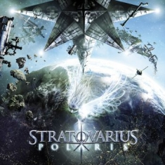 Stratovarius - Polaris (Rsd 2020 Ltd Ed Crystal Clear Vinyl)