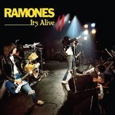 Ramones - It'S Alive Ii - UK IMPORT in the group Campaigns / Record Store Day / RSD2020-Drop2 at Bengans Skivbutik AB (4000417)