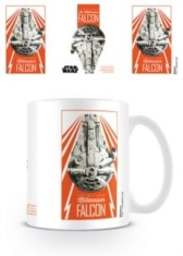 The All New Millenium Falcon Mug