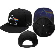 Pink Floyd - Pink Floyd Unisex Snapback Cap : Dark Side Of The Moon