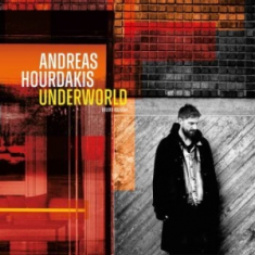 Andreas Hourdakis - Underworld (Signerad CD)