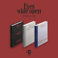 Twice - Vol.2 [Eyes wide open] (A: Story ver.)