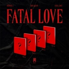 Monsta X - Vol.3 [FATAL LOVE] Ver 4.