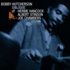 Bobby Hutcherson - Oblique (Blue Note tone poet)