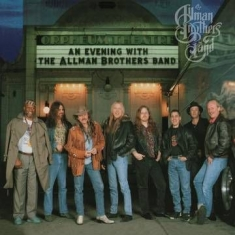Allman Brothers Band - An Evening With - First Set (2Lp/180G/Translucent Blue & Black Swirl Vinyl) (Rsd
