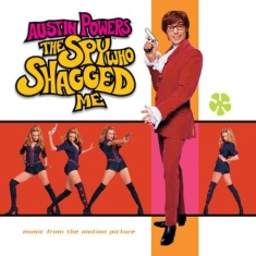 Various artists - Austin Powers: The Spy Who Shagged Me Ost