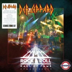 Def Leppard - Rock 'N' Roll Hall Of Fame 2019