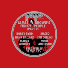 Various artists - James Brown's Funky People Part 2 / Various