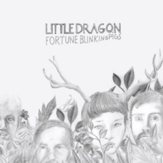 Little Dragon - Fortune/Blinking Pid