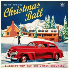 Various artists - Headin for the Christmas Ball