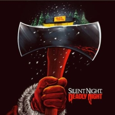 Various artists - Silent Night, Deadly Night (Song Soundtrack) (Chimney Hellfire Color Vinyl) (Rsd