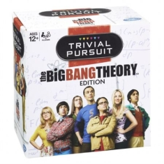 Big Bang Theory - Trivial Pursuit: Big Bang Theory (EN)