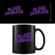 Black Sabbath - Black Sabbath (MOR Logo) Black