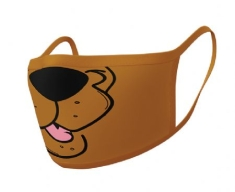 SCOOBY DOO - Scooby Doo (Mouth) Face mask (2-pack)