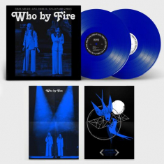 First Aid Kit - Who By Fire - Live Tribute To Leonard Cohen (2LP) (Signerat kort)