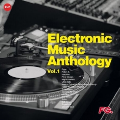 Various artists - Electronic Music Anthology Vol 1
