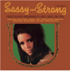 Various artists - Sassy & Strong -Rsd-