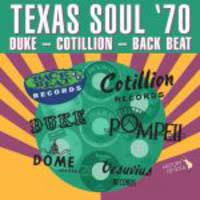 Various artists - Texas Soul 1970