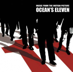 Various artists - Oceans Eleven - Original Soundtrack (Black & Red Vinyl)